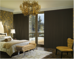 Onsite Fabricare Cleaning will professionally clean any Hunter Douglas Luminette Privacy Sheers